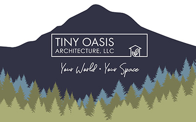 Tiny Oasis Architecture | Your World - Your Space
